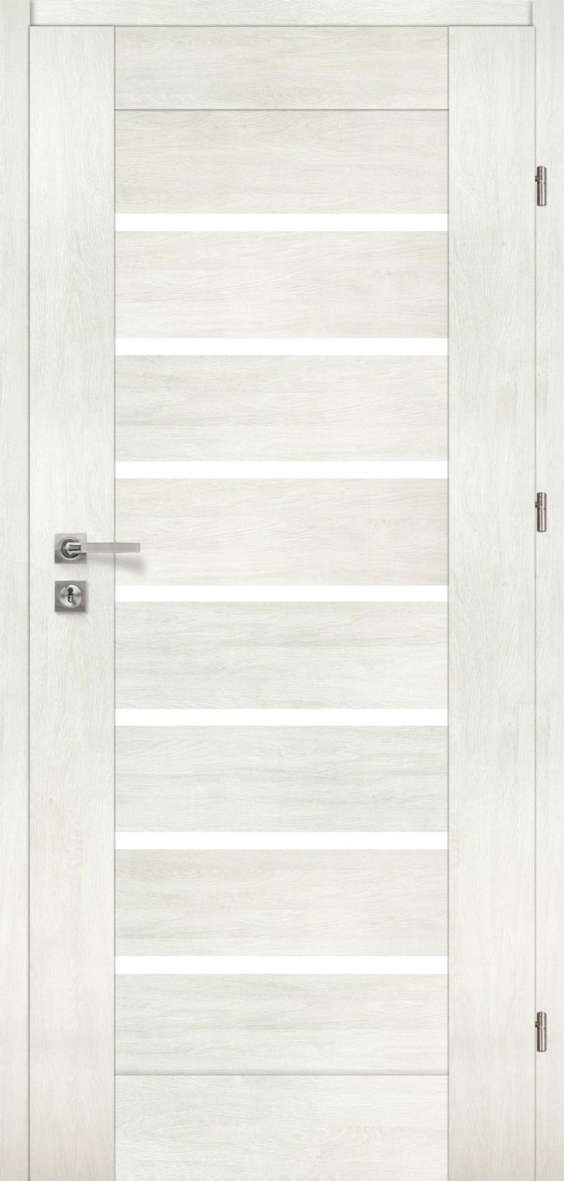 Drzwi z przeszkleniem Vanilla akacja cpl | Wrocław