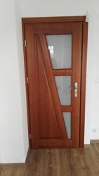 Drzwi Barański Trapez 98 sosna