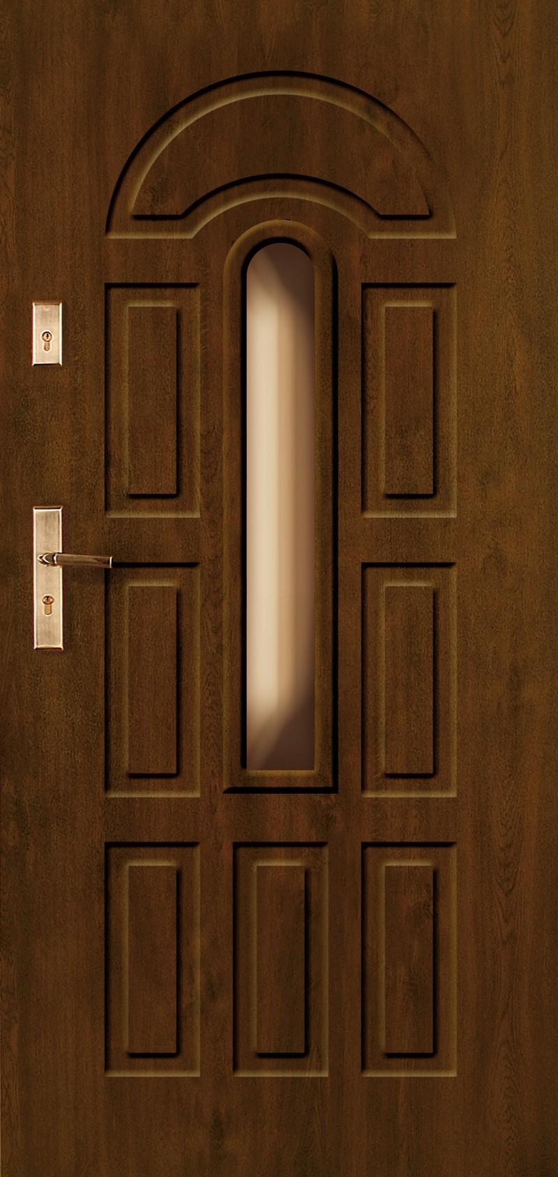Drzwi wejściowe 97_StS | Wrocław