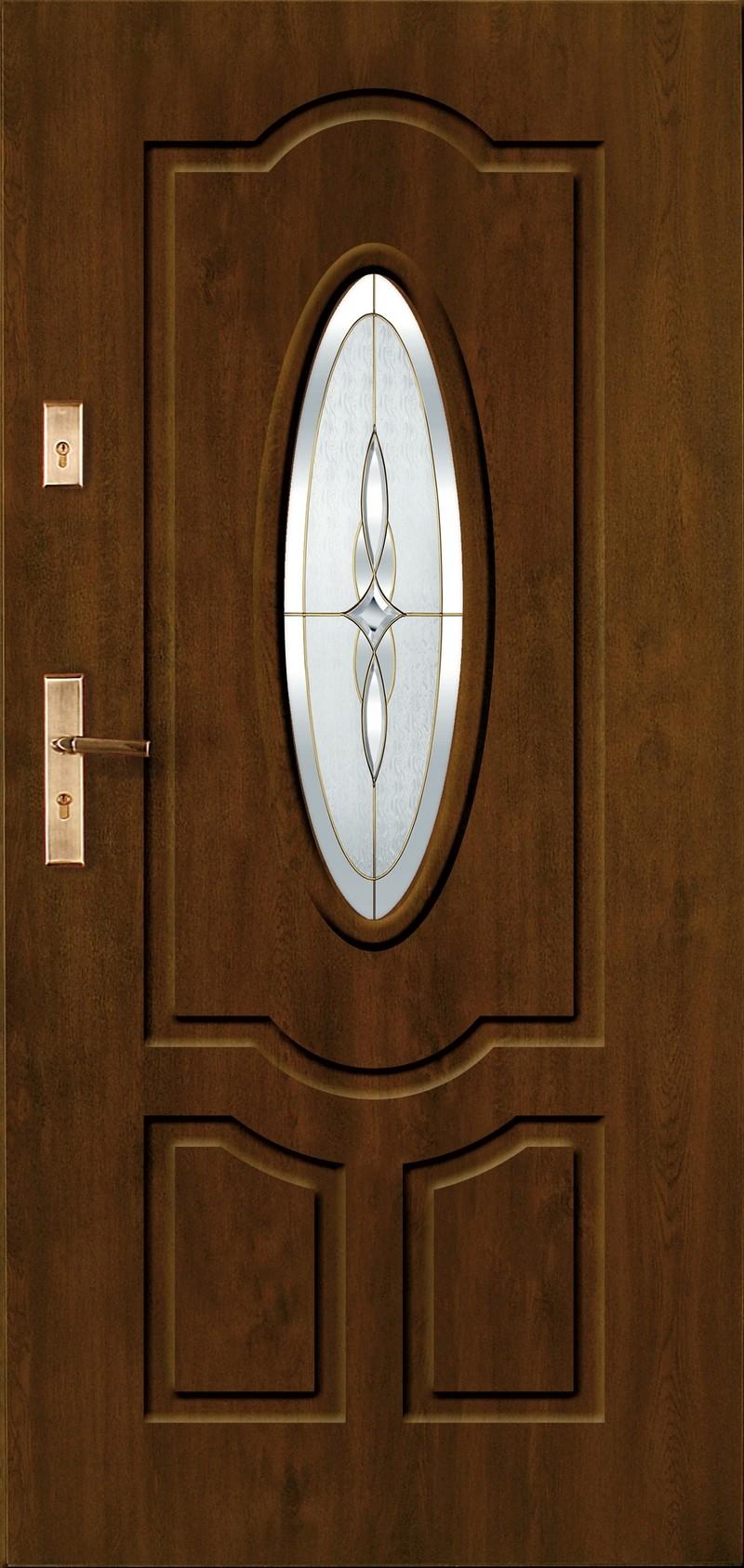 Drzwi wejściowe 99_StS | Wrocław
