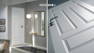 Drzwi Compact 04N firmy Swedoor JW