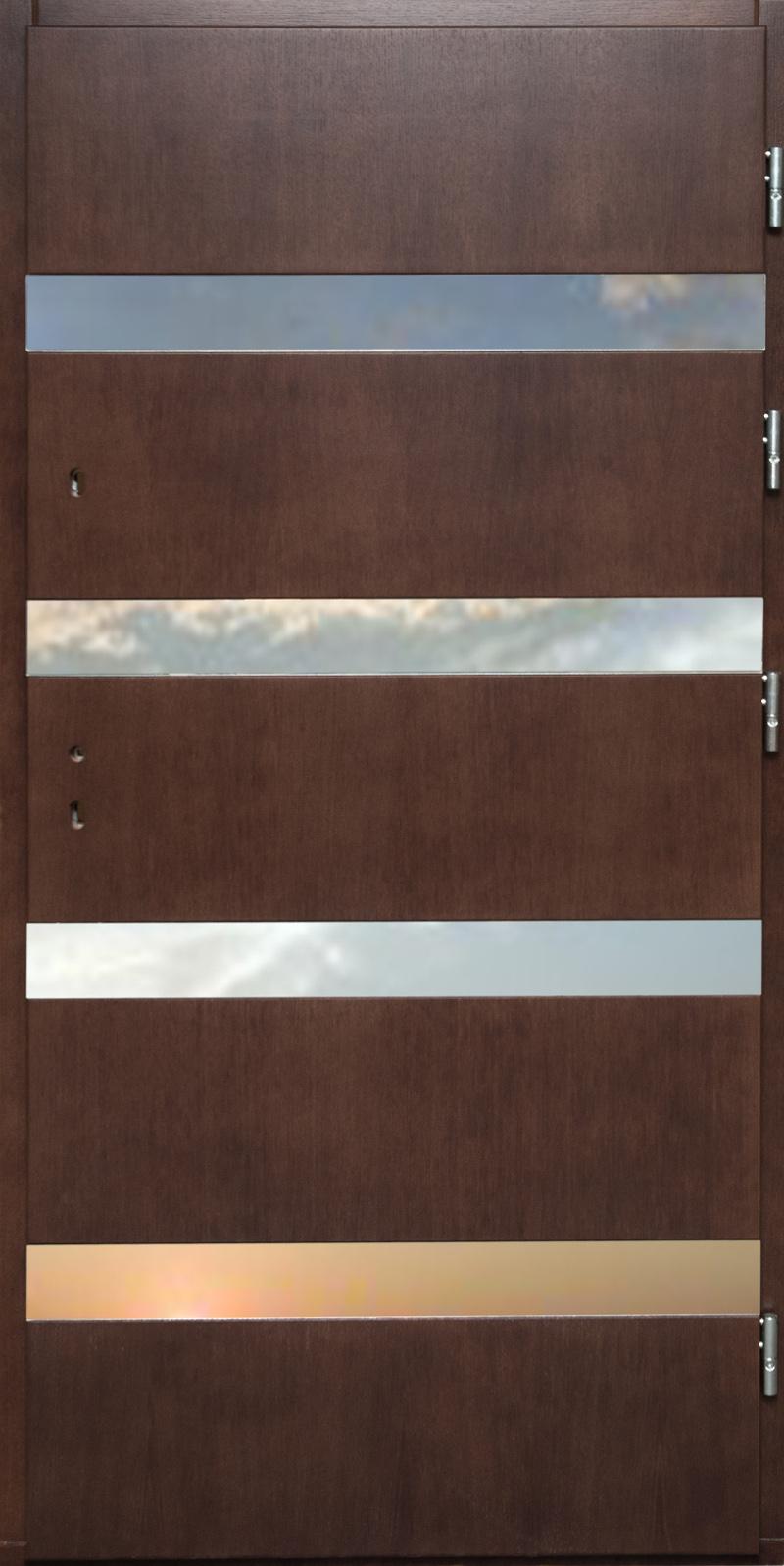 Drzwi wejściowe DZ 60 | Wrocław