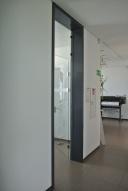 Drzwi szklane 2900 stal