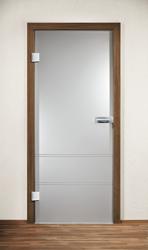 Drzwi szklane GT Motiv 320D | Wrocław