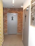HPL bezprzylgowe WC