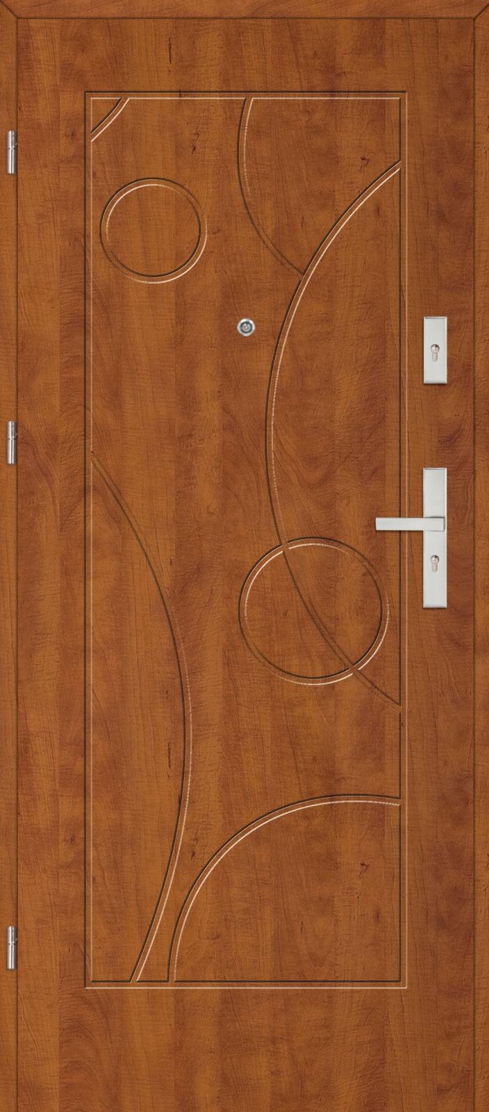Drzwi wewnętrzne do mieszkań Madera VIII