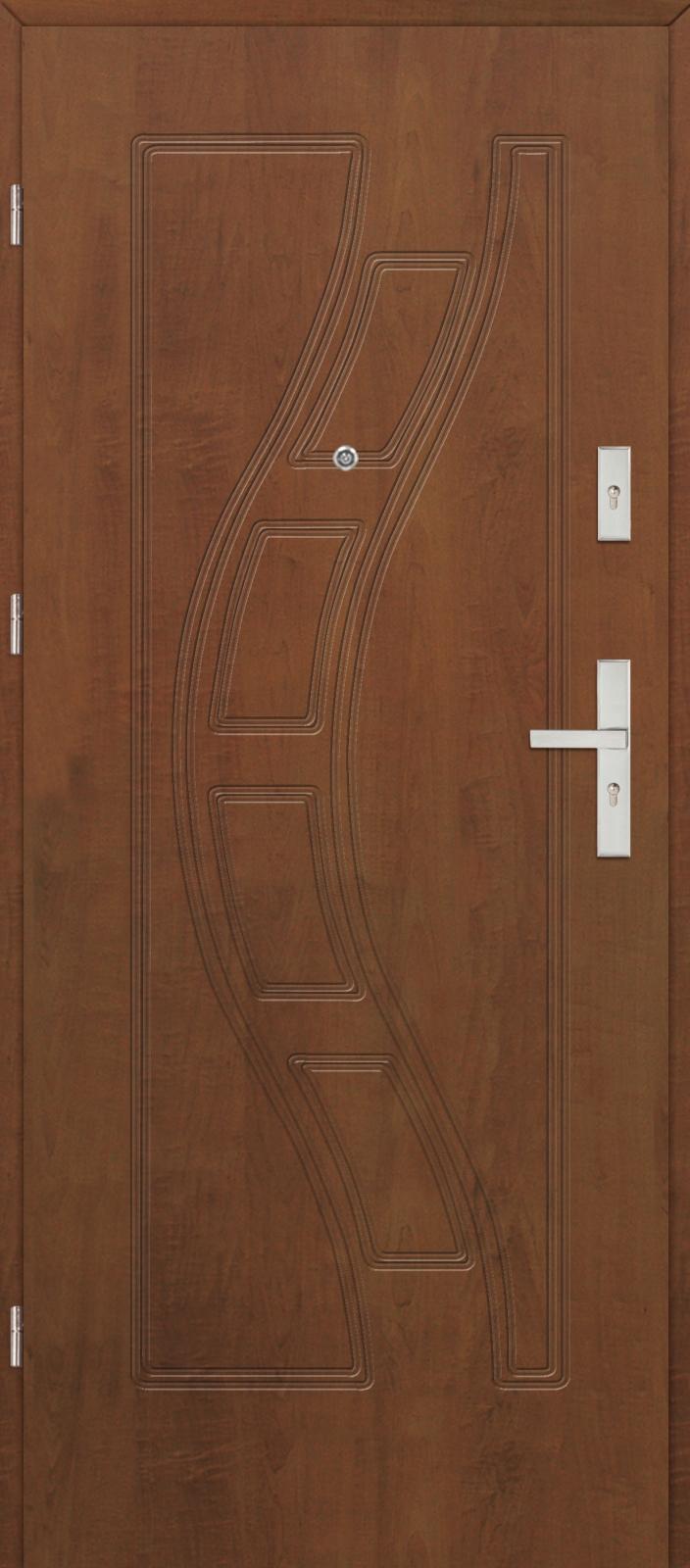 Drzwi wewnętrzne do mieszkań Madera VII