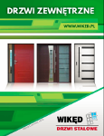 Pobierz katalog drzwi zewnętrznych WIKĘD