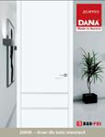 Pobierz katalog drzwi DANA