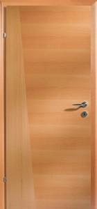 Drzwi fornirowane Allegro - buk