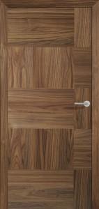 Drzwi fornirowane Aristo - orzech amerykański