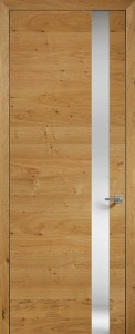 Drzwi fornirowane Charisma-dąb różany RH