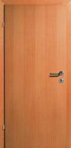 Drzwi fornirowane Euroba - buk