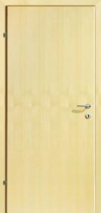Drzwi fornirowane Euroba - jesion