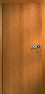 Drzwi fornirowane Euroba - olcha