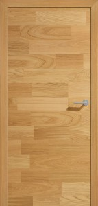 Drzwi fornirowane Forte - dąb