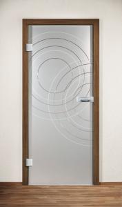 Drzwi szklane GT Chiemsee