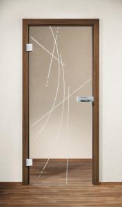 Drzwi szklane GT Jena