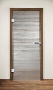 Drzwi szklane GT Leinen