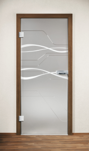 Drzwi szklane GT Matrix
