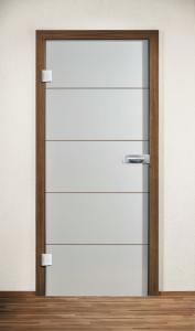 Drzwi szklane GT Motiv 340