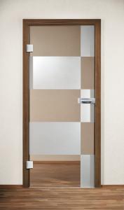 Drzwi szklane GT Motiv 341