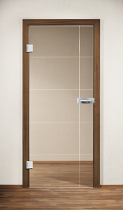 Drzwi szklane GT Motiv 341 PLX