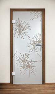 Drzwi szklane GT Treviso matt