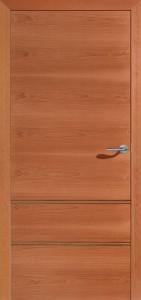 Drzwi forniorwane Linus-2D-czereśnia