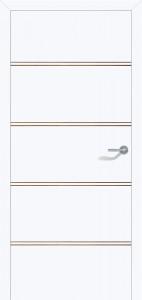 Drzwi lakierowane Linus-4 D
