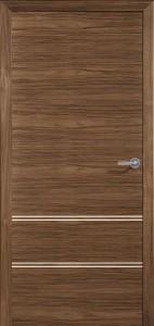 Drzwi fornirowane Modus-2D-orzech amerykański