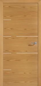 Drzwi fornirowane Modus-330 - dąb biały