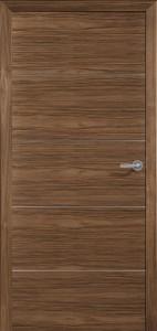 Drzwi fornirowane Modus-4-orzech am. Niro