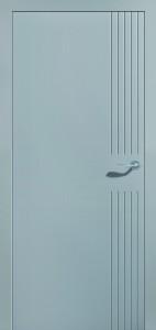 Drzwi lakierowane Motiv-386-NCS Platin