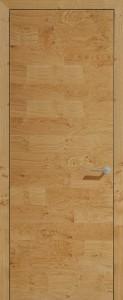 Drzwi fornirowane Struktura-dąb sękowy klepka
