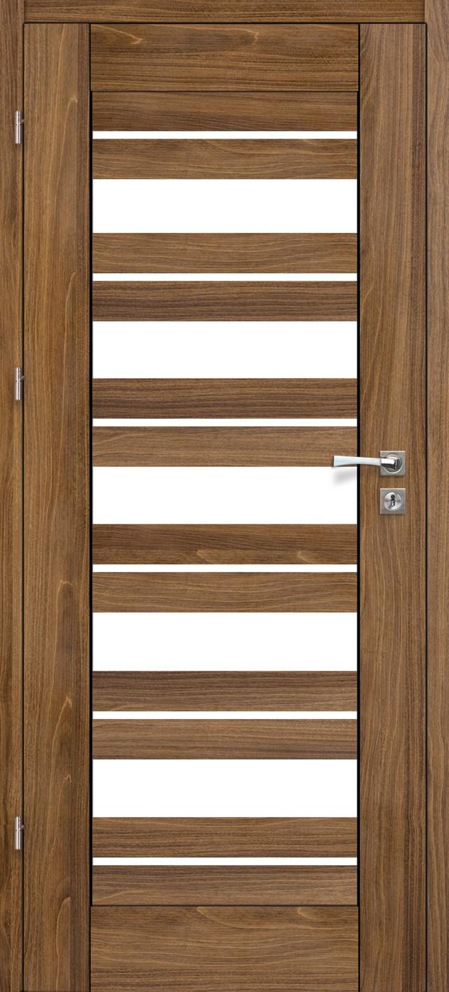 Drzwi z przeszkleniem Toledo 10 | Wrocław