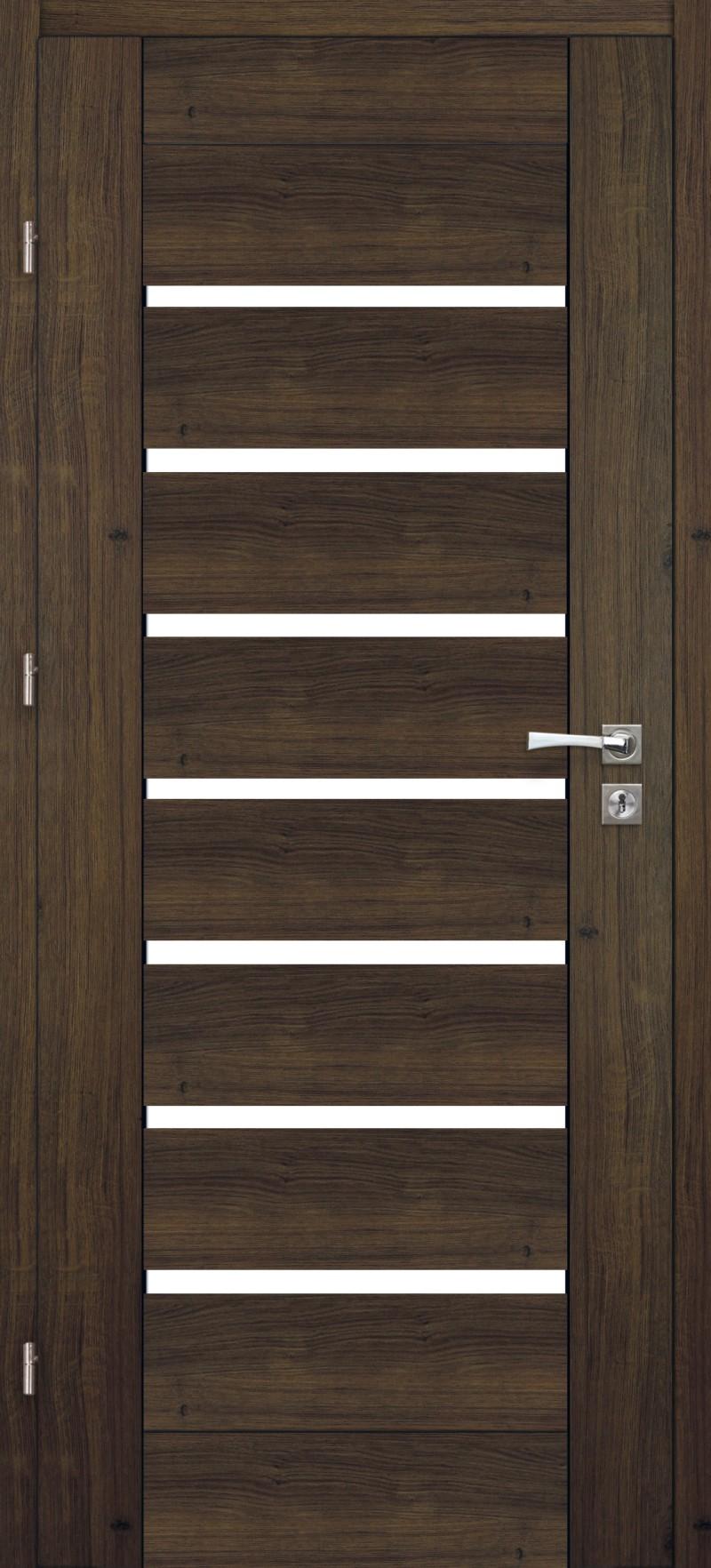 Drzwi z przeszkleniem Vanilla 10 | Wrocław