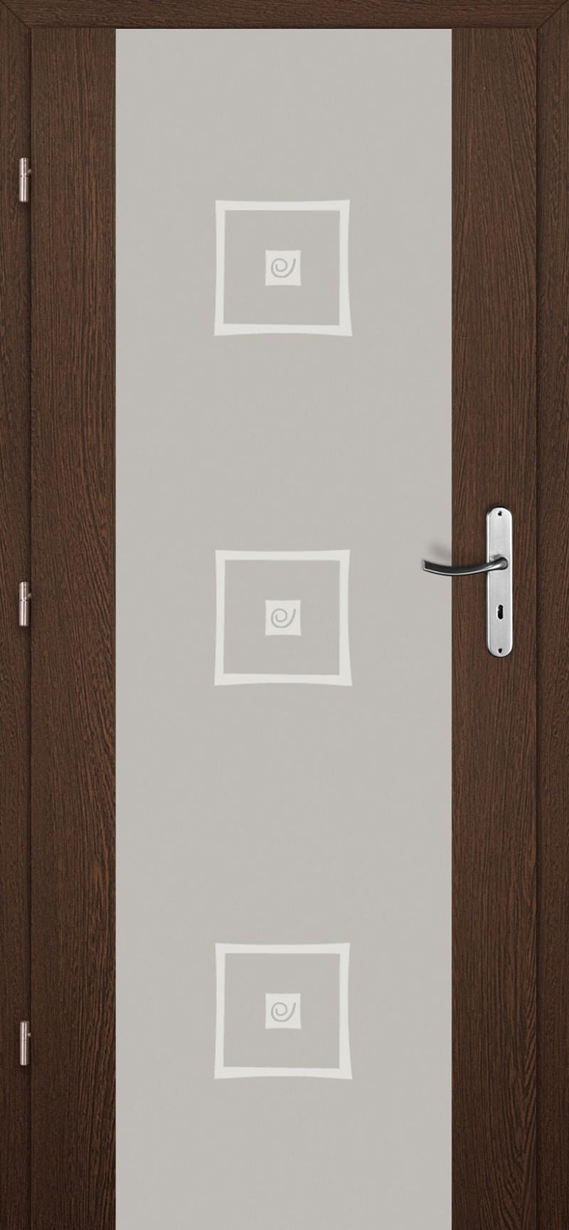 Drzwi z przeszkleniem Windoor I | Wrocław