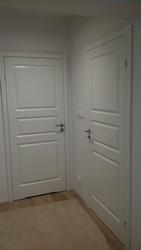 Drzwi Swedoor Compact 03 z podcięciem łazienkowym